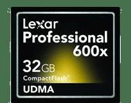 Lexar Compact Flash Card 32GB