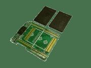 memory card taken apart