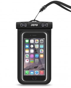 Waterproof Phone Pouch by JOTO